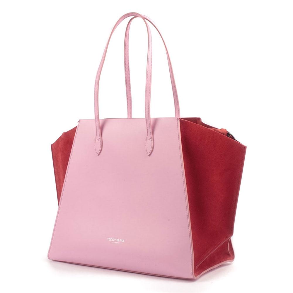 Teddy Bake Gemma Bag Red Pink