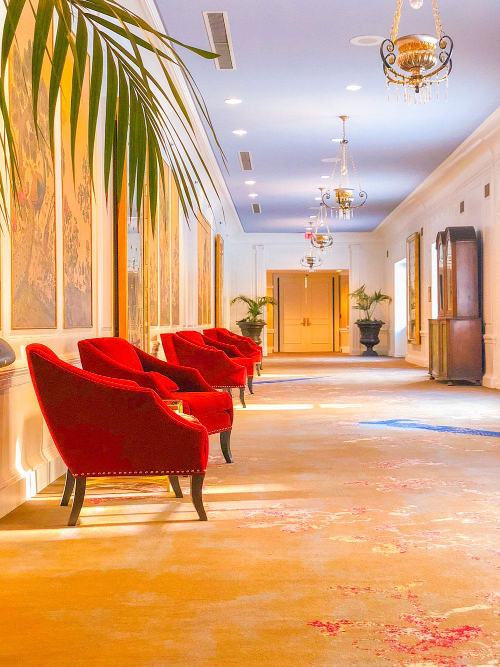 shaunda necole in hotel roanoke beautiful halls