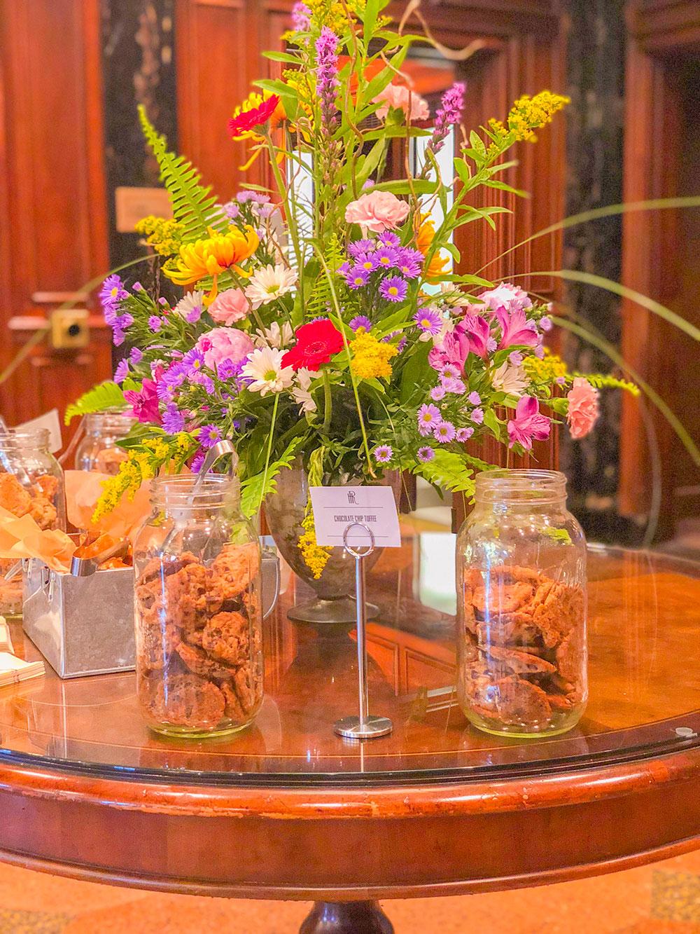 hotel roanoke cookies