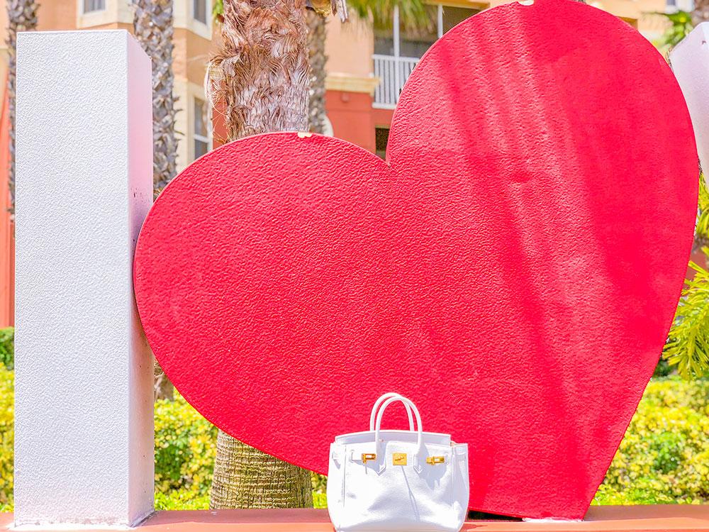 Shaunda Necole i love teddy blake bags