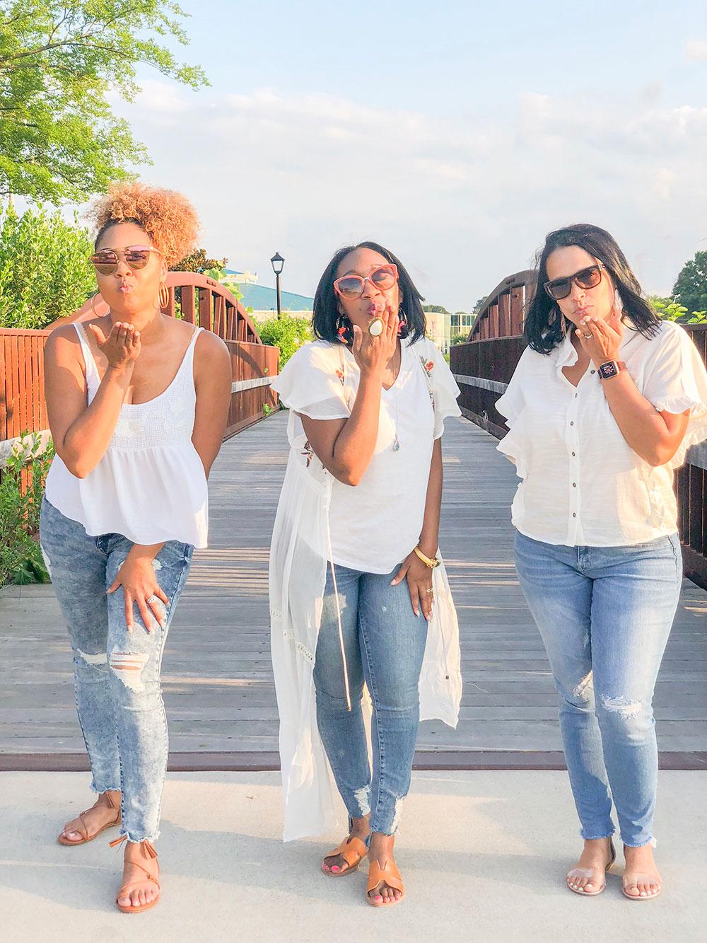 90s girl group besties