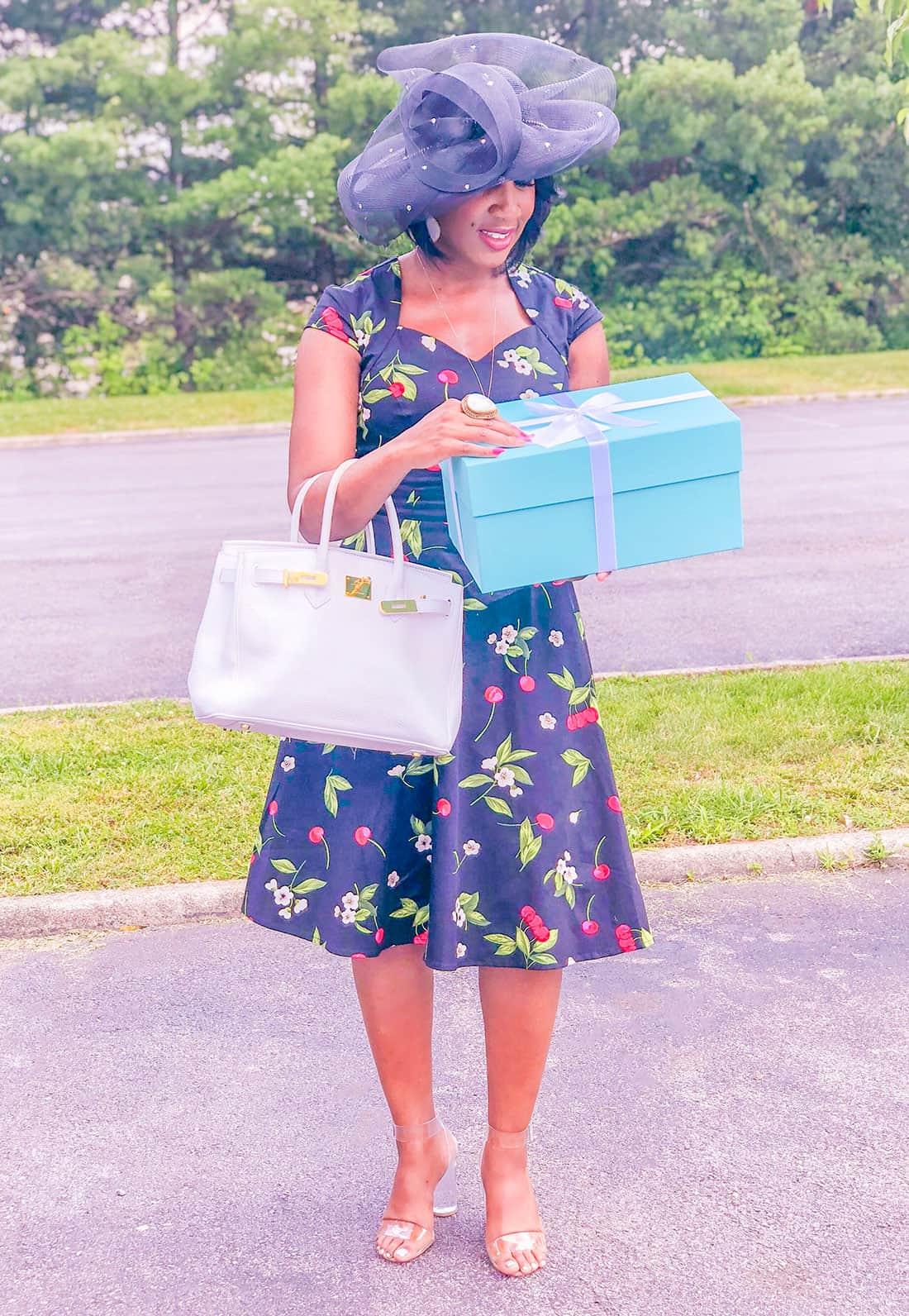 shaunda necole tiffany gift box