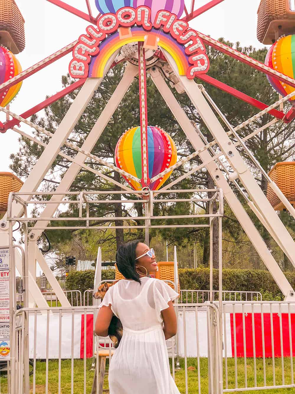 shaunda necole balloon fiesta carnival