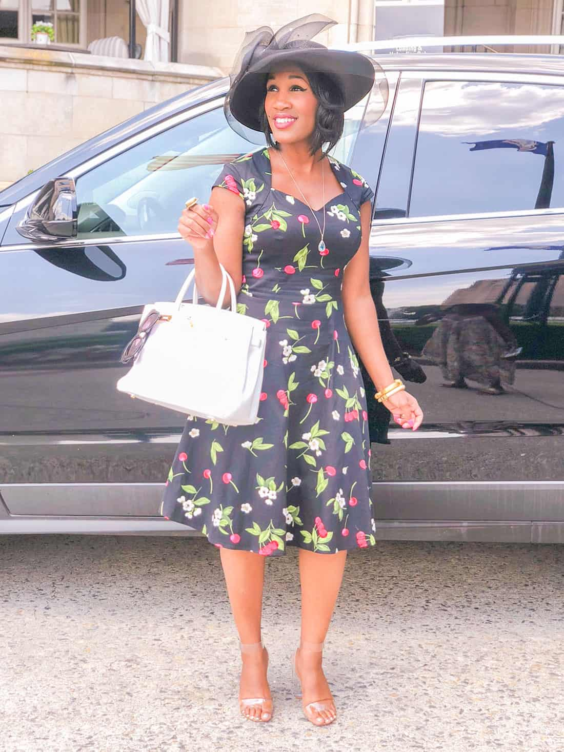 shaunda necole 50s dress style