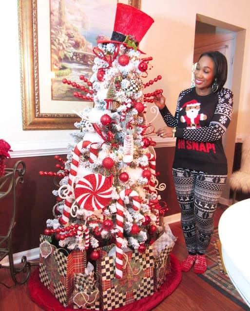 MacKenzie-Childs Christmas Tree Ideas