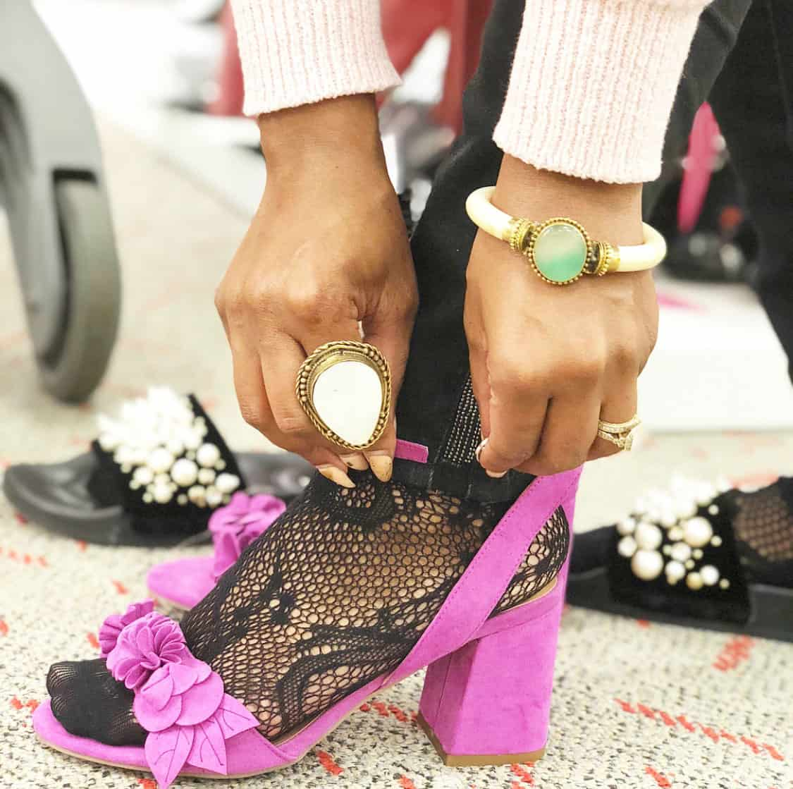 Shaunda Necole   I Can't Be Trusted At Target A New Day Shoes
