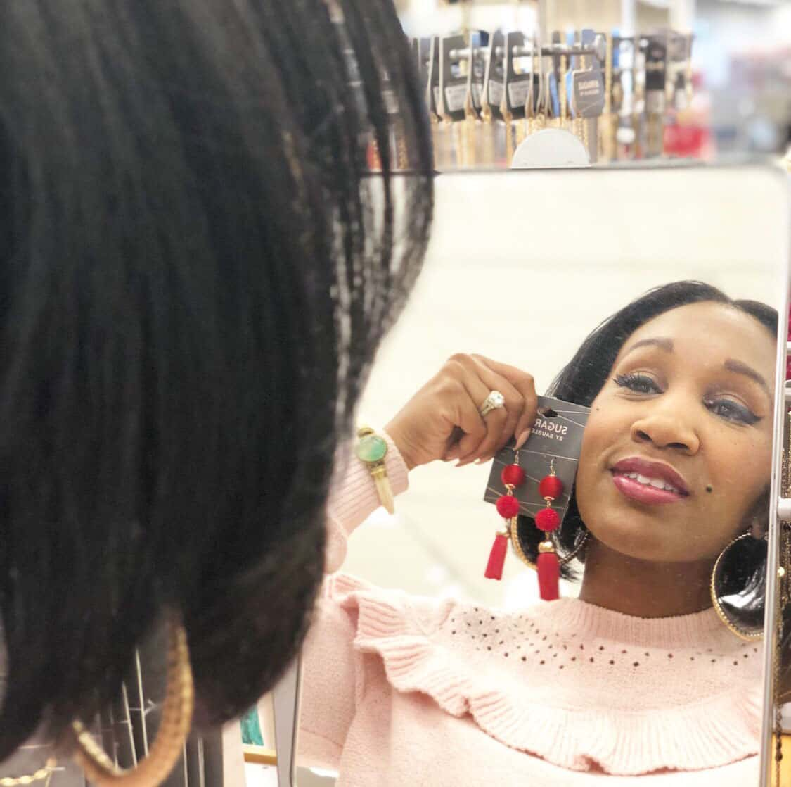 Shaunda Necole   A Dozen Reasons Why I Can't Be Trusted At Target