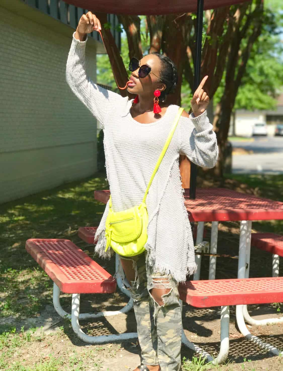 Shaunda Necole My 2017 Blogger Bloopers- Bubblegum