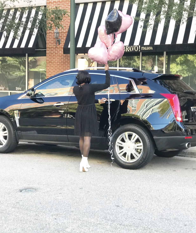 Shaunda Necole Cadillac SRX