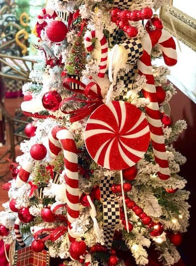 MacKenzie-Childs Christmas Tree Ideas & Inspiration