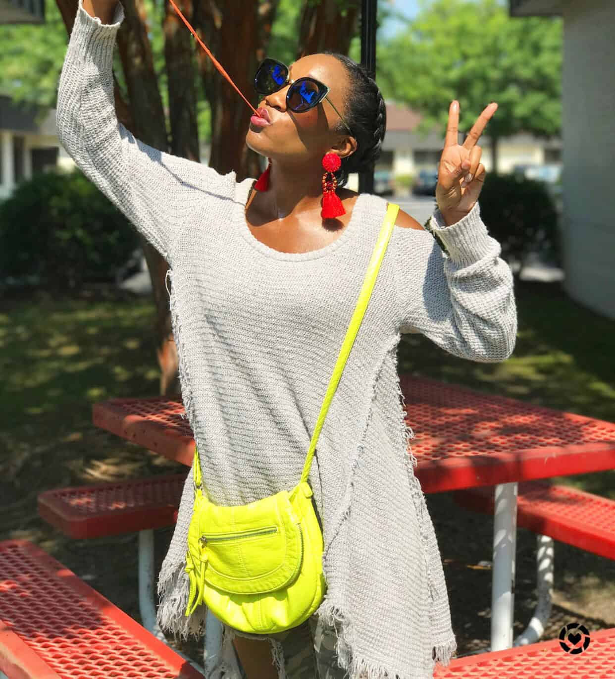 Shaunda Necole My 2017 Blogger Bloopers Bubble Gum