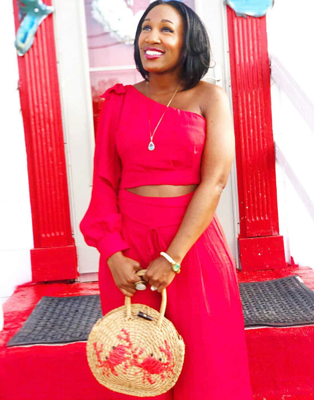 shaunda necole sumer ready red