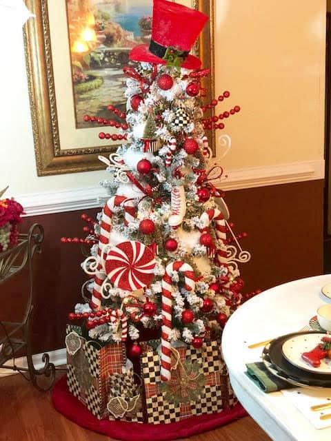 MacKenzie-Childs Retired Pieces Christmas Tree Ideas & Inspiration