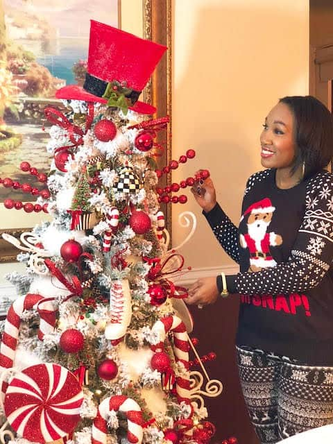 MacKenzie-Childs Christmas Tree