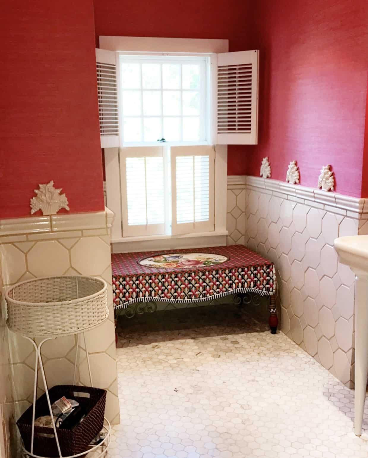 Rowland House Bathroom