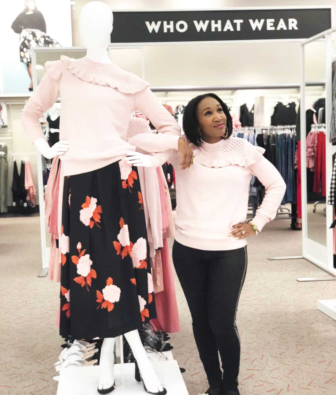 Shaunda Necole   I Can't Be Trusted At Target My How What Wear