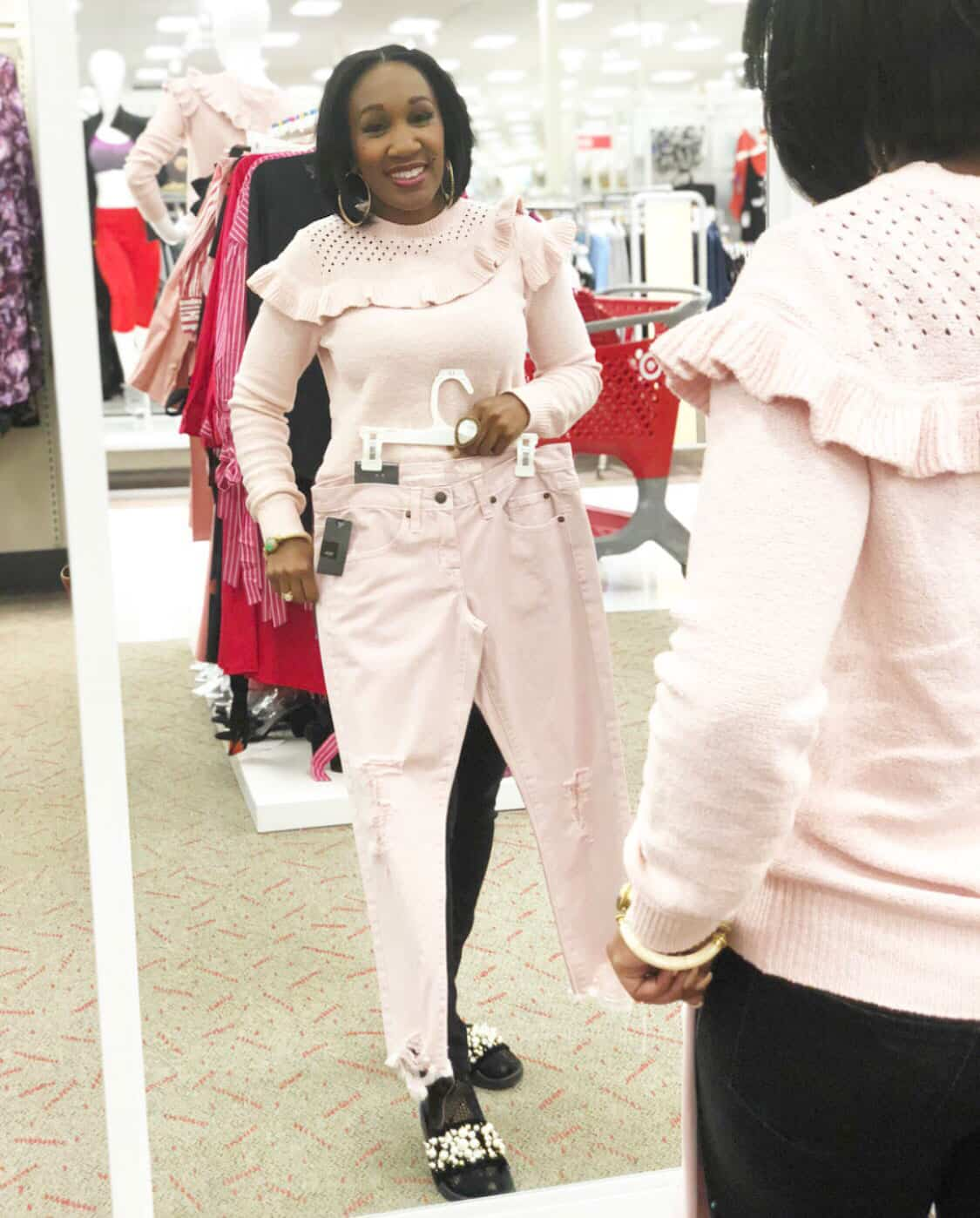 Shaunda Necole   Can You Guess Why I Can't Be Trusted At Target?