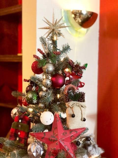 ski lodge Apres ski Christmas ornaments
