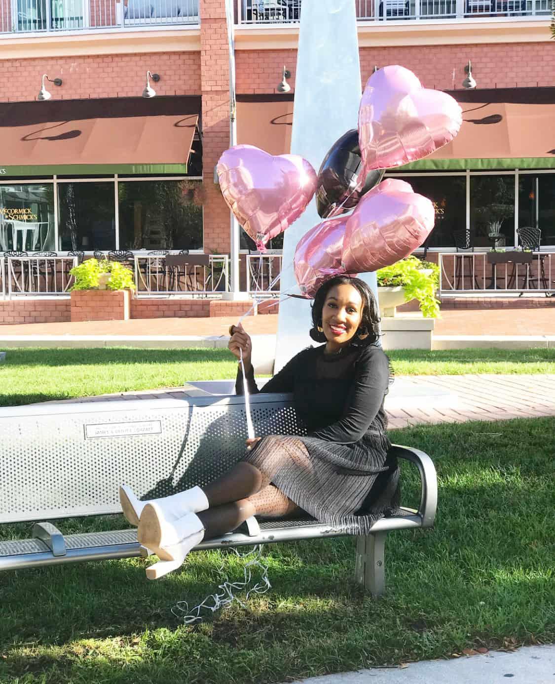 Shaunda Necole My 2017 Blogger Bloopers- VA Beach Towne Center