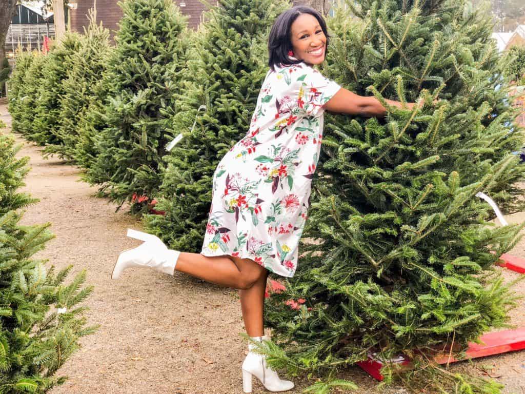 Shaunda Necole Hug a Tree