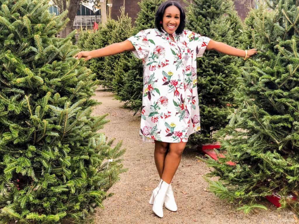 Shaunda Necole Christmas Trees