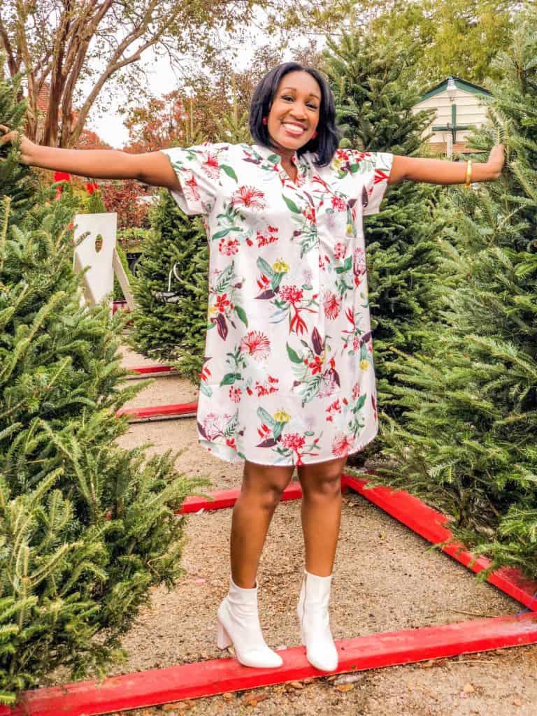 Shaunda Necole Jesus is the reason for the season!