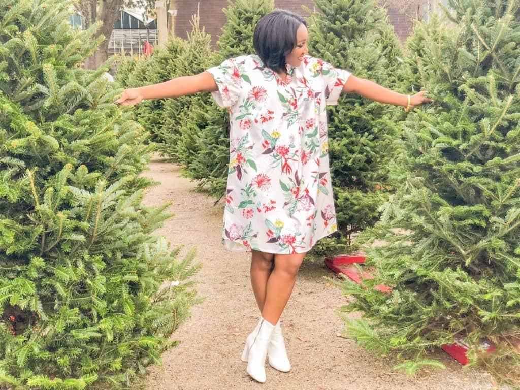 Shaunda Necole Oh Christmas Tree