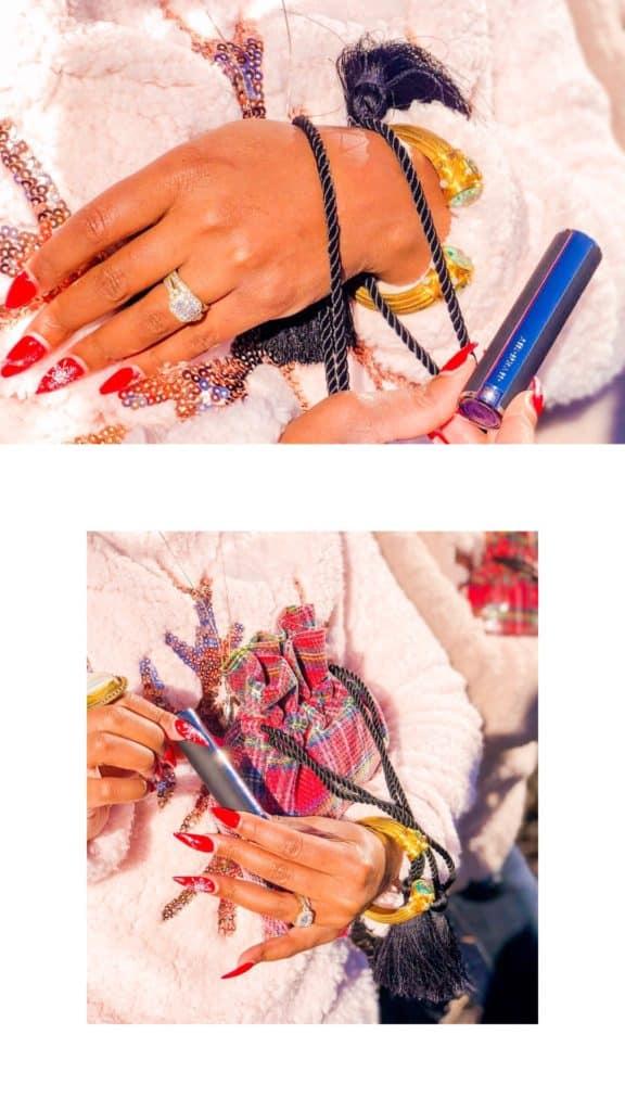 Shaunda Necole x Givenchy Beauty Designer Lipstick
