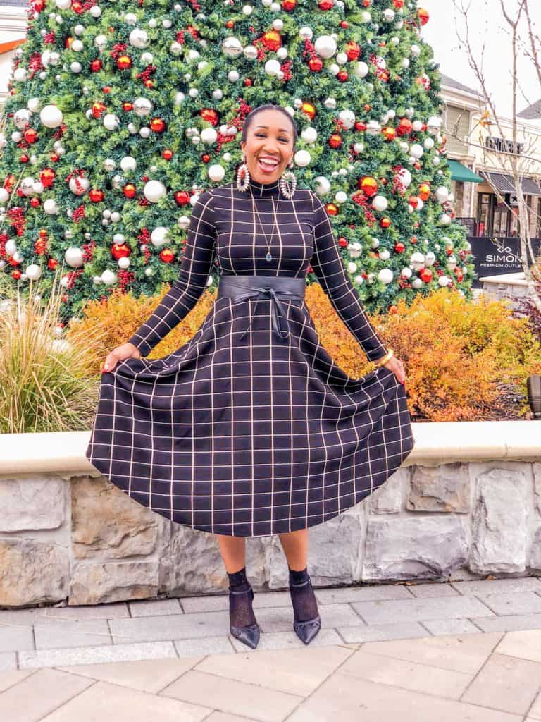 Shaunda Necole Becoming First Lady Dress