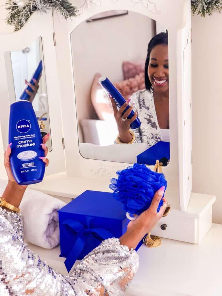 Shaunda Necole x NIVEA Body Wash