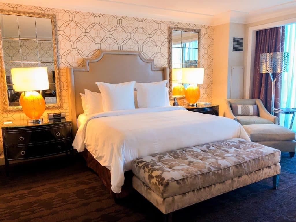 ShaundaNecole.com | Our Stay at Four Seasons Hotel Las Vegas- Sunrise/Sunset Suite