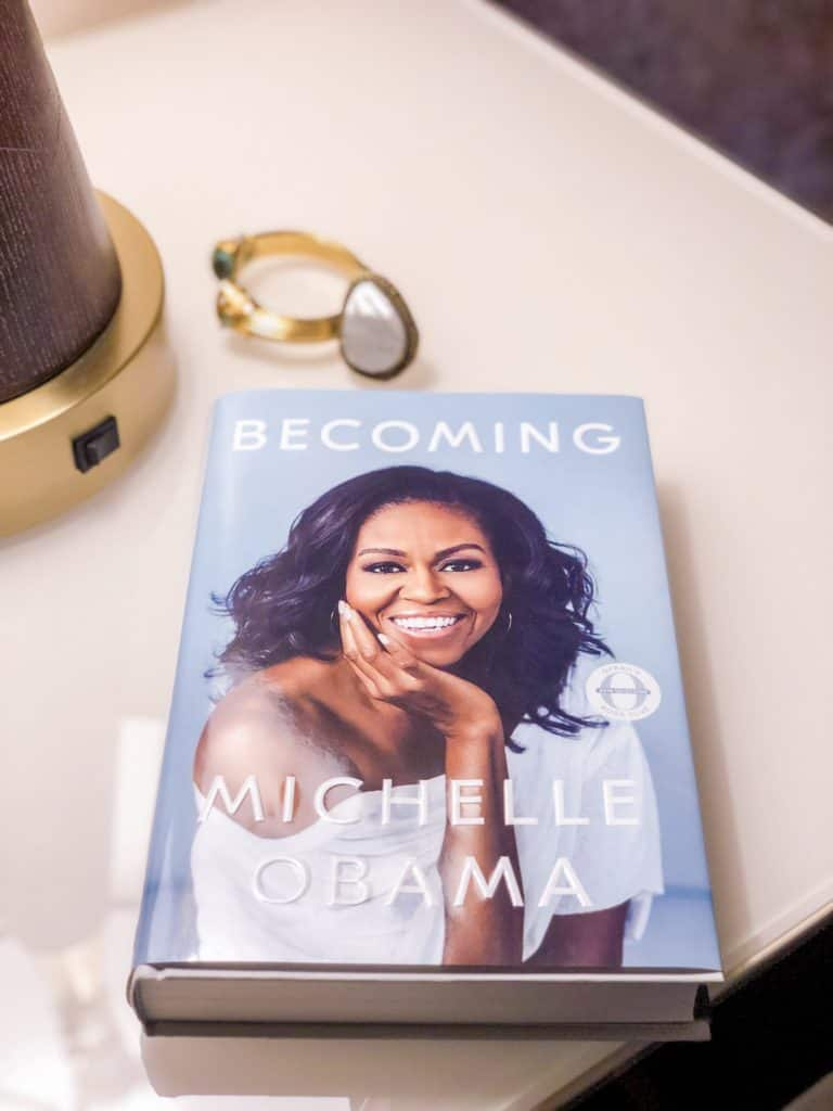 ShaundaNecole.com I Am Becoming with Michelle Obama