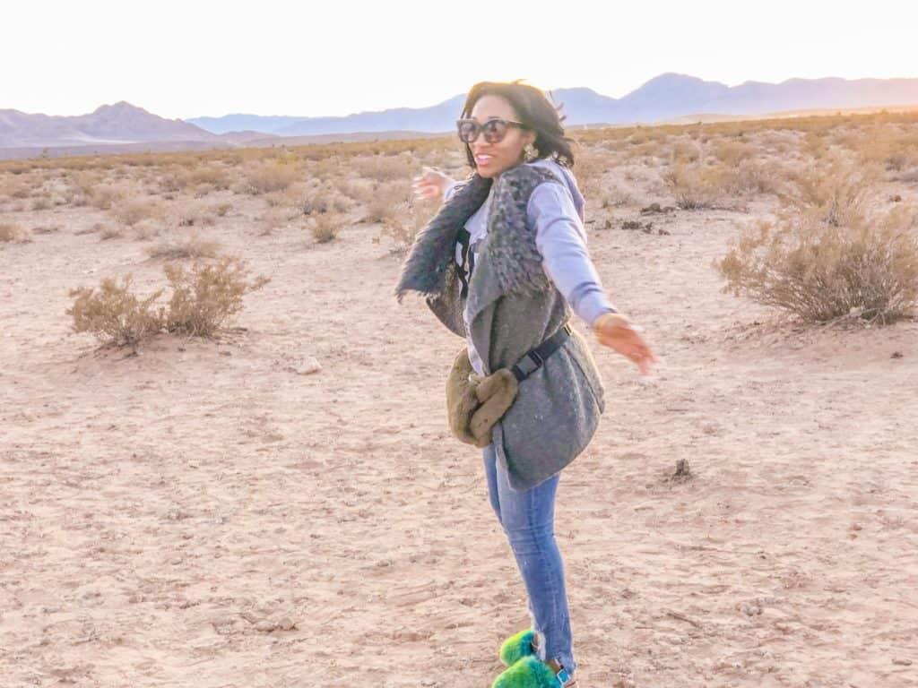 Shaunda Necole West Coast Whimsy Traveler