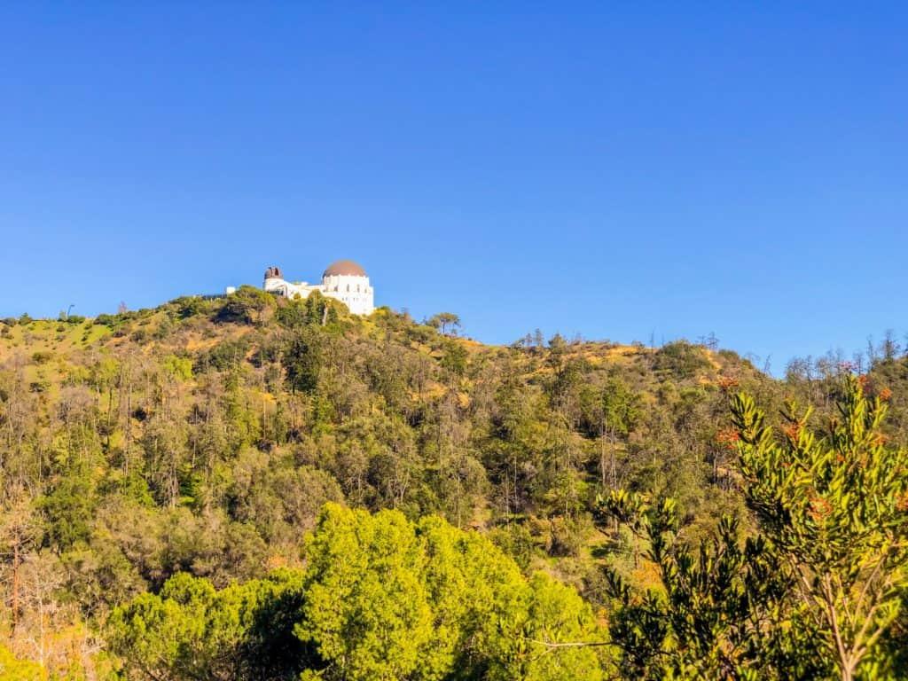 Los Angeles City Griffith Observatory- ShaundaNecole.com