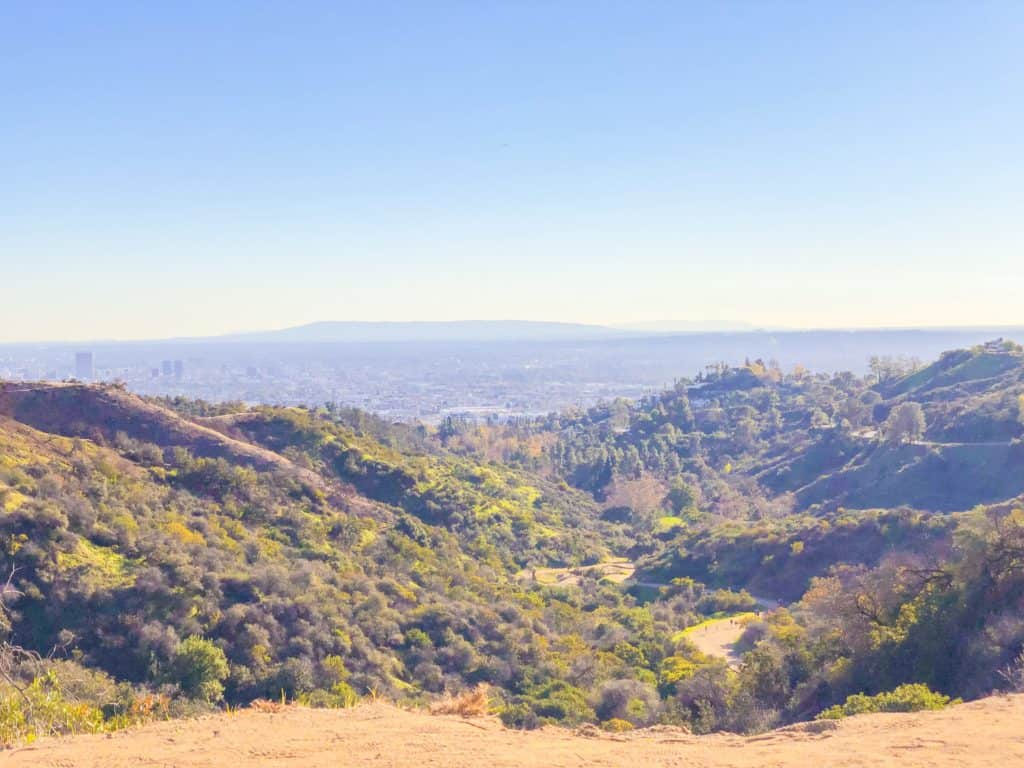 Los Angeles City and Valley Views- ShaundaNecole.com