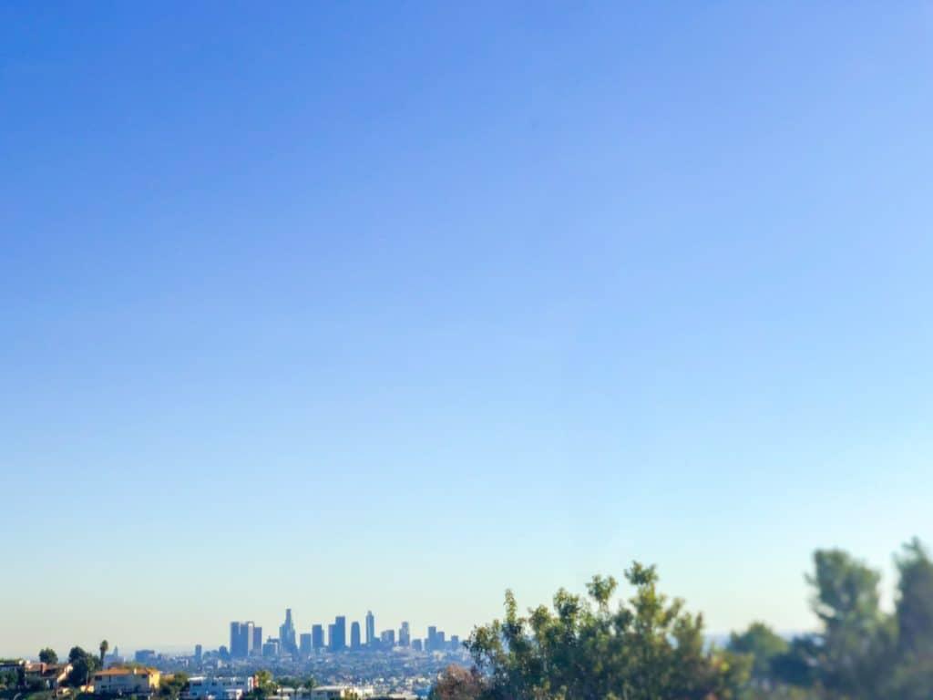 Los Angeles City Skyline Views- ShaundaNecole.com