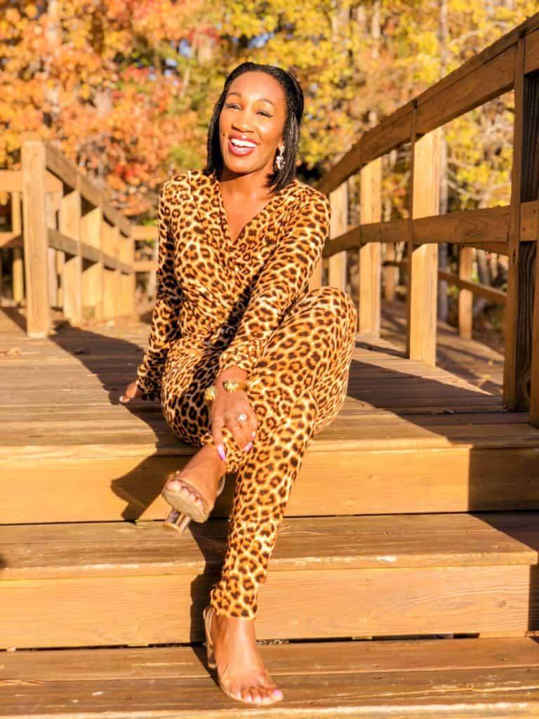 Hello Sunshine! California Views- Shaunda Necole All Leopard
