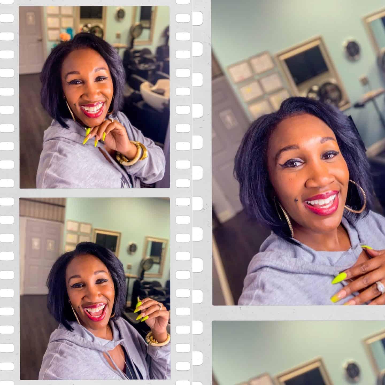 Shaunda Necole | My Hair Stylist is Destiny of Hair We Are Salon VA Beach