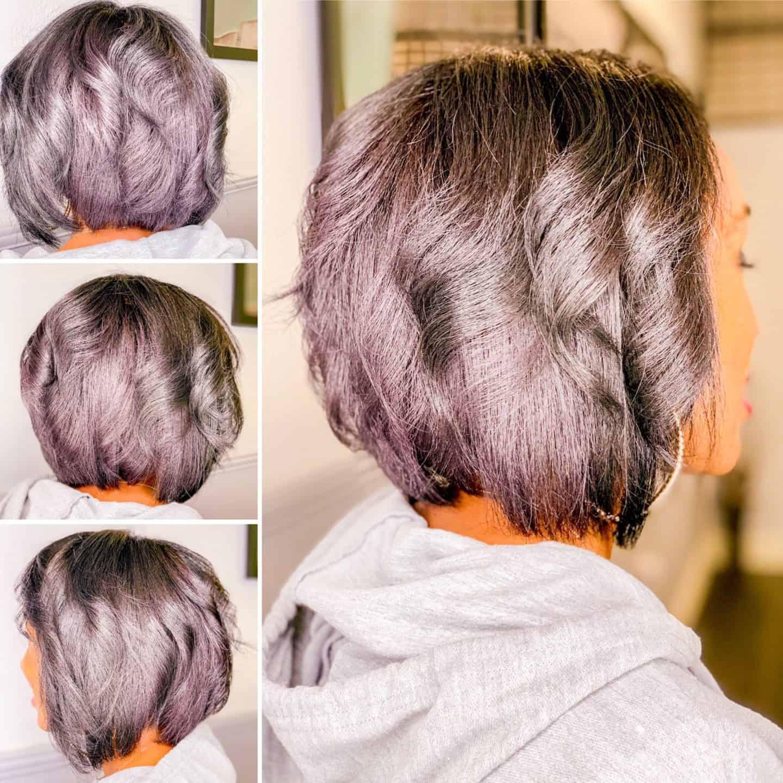 Shaunda Necole | Cut & Color by Destiny of Hair We Are Salon VA Beach