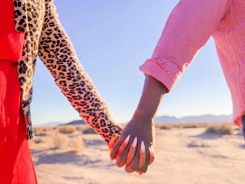 Shaunda Necole Desert Love: Mojave Desert