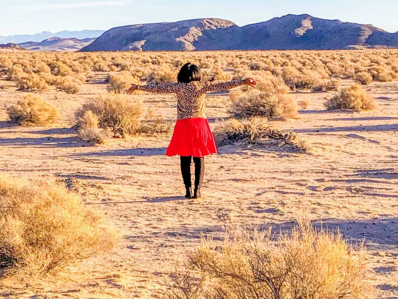 Shaunda Necole Desert Love: Inspiration Wild & Free