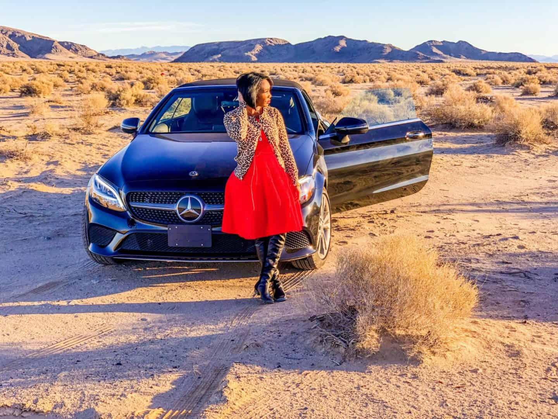 Shaunda Necole Desert Love: Mojave National Preserve
