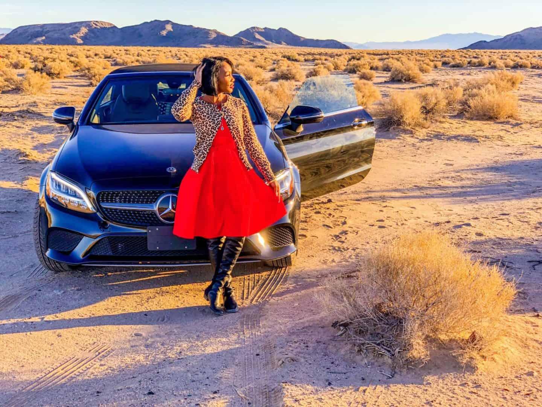 Shaunda Necole Desert Love: Mojave Desert | Mojave Road