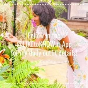 ShaundaNecole.com at ODU Kaplan Orchid Conservatory- Follow in the #LIKEtoKNOWit App