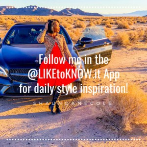 ShaundaNecole.com | Desert Love: Visiting The Mojave Desert (Somewhere Around Barstow California)- Follow in the LIKE to KNOW it App for daily style inspiration!