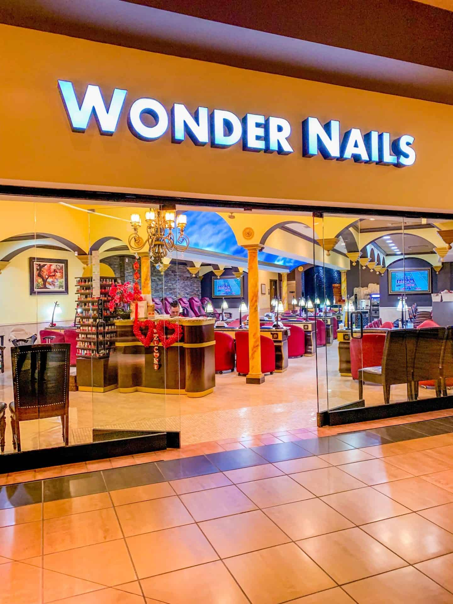 ShaundaNecole.com | Everything you need to know about Wonder Nails Greenbrier Mall