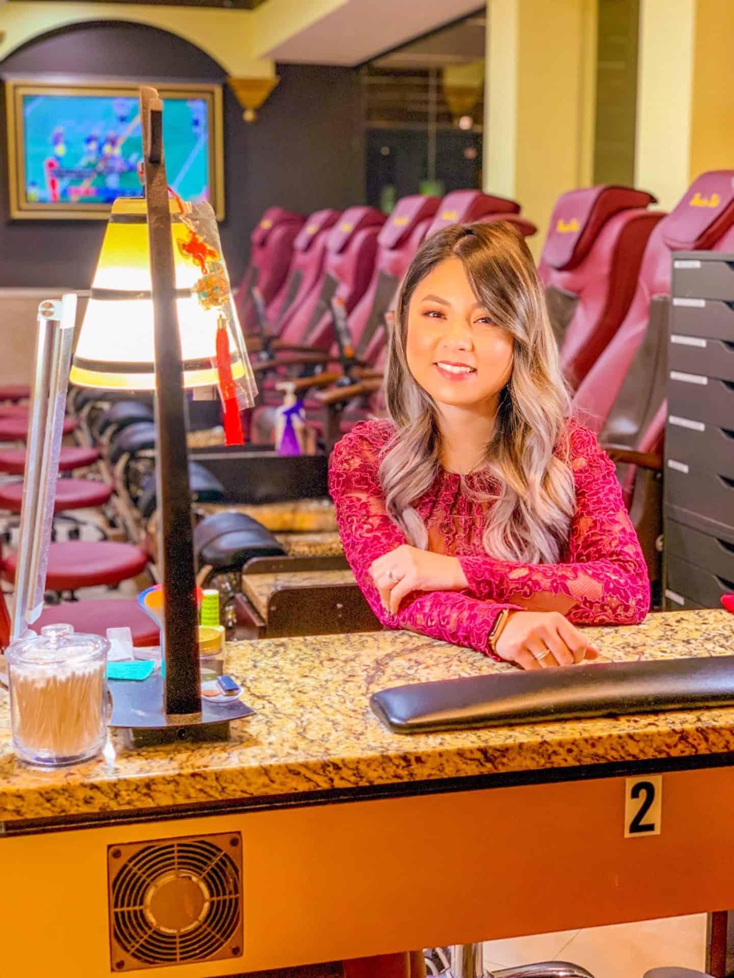 ShaundaNecole.com | Meet Natalie, Wonder Nails Greenbrier Mall