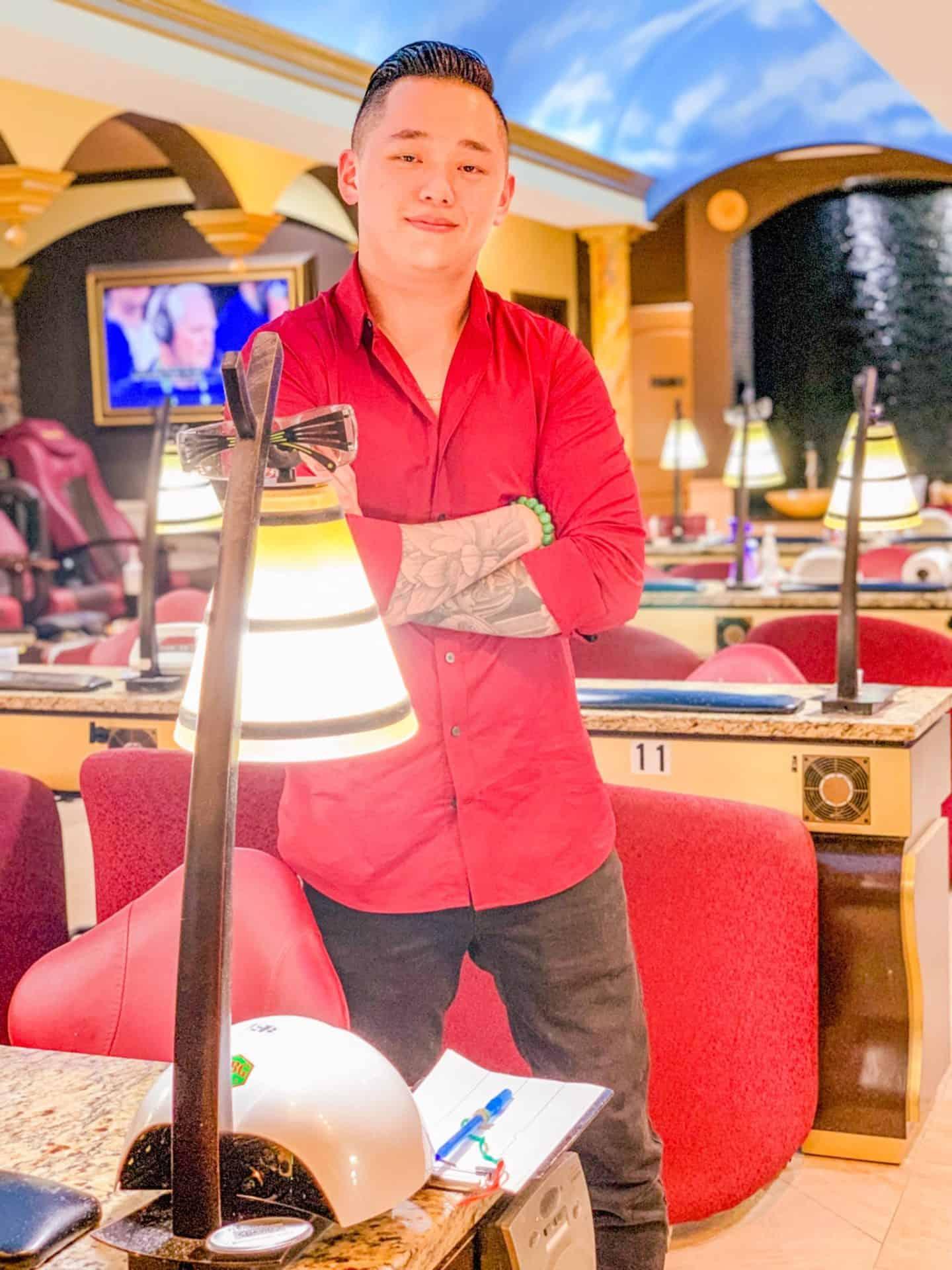 ShaundaNecole.com | Meet David, Wonder Nails Greenbrier Mall