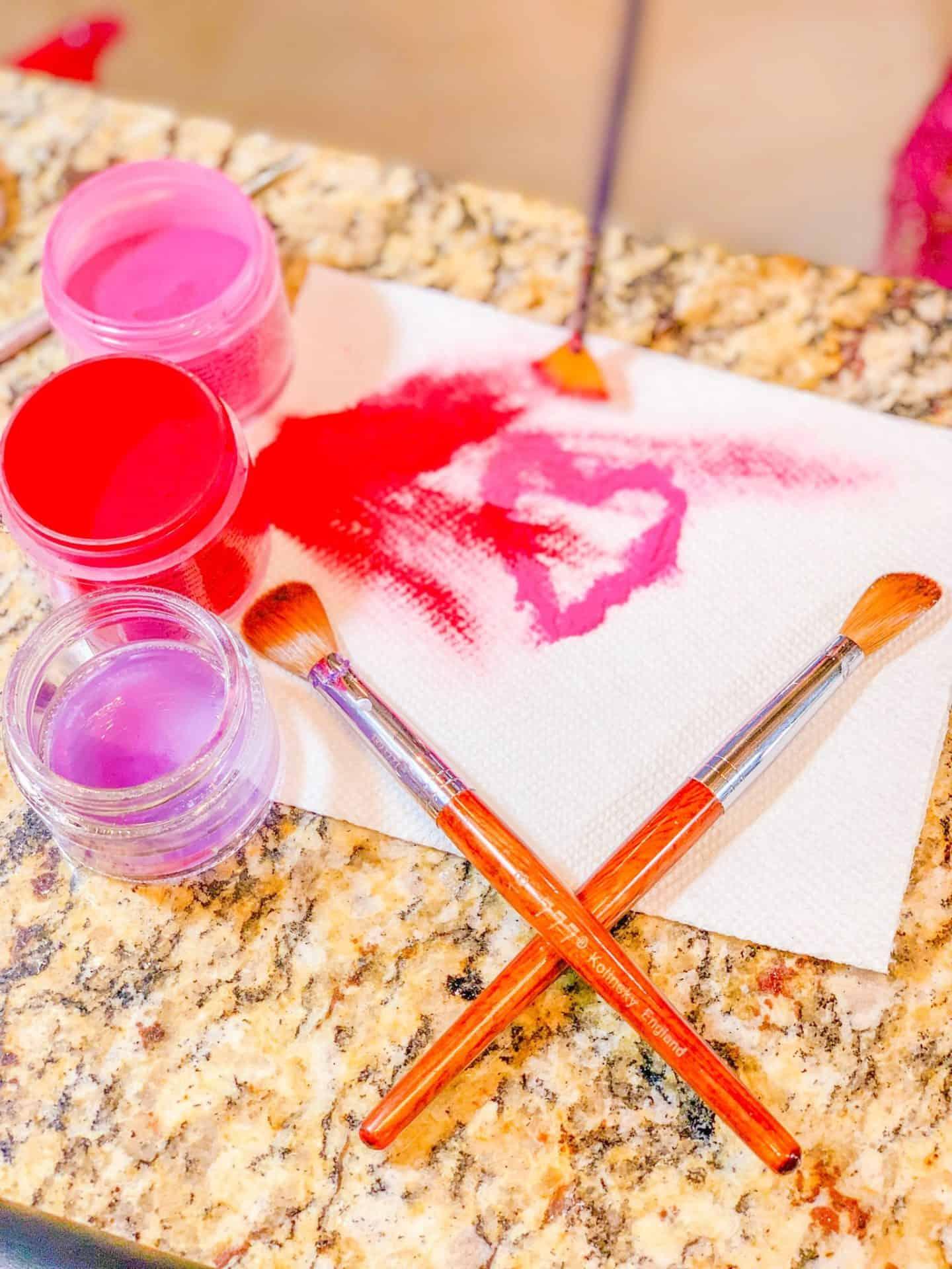 ShaundaNecole.com | Love in Artistry | Wonder Nails Color Acrylic Powder