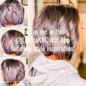 ShaundaNecole.com | Spring Style: Haircut & Color With Destiny of Hair We Are Salon: Daily style & inspiration in the LikeToKnowIt App